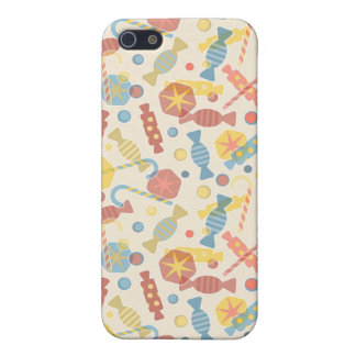 Sweets And Candy Pattern Covers For iPhone 5