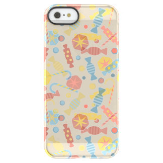 Sweets And Candy Pattern Permafrost® iPhone SE/5/5s Case