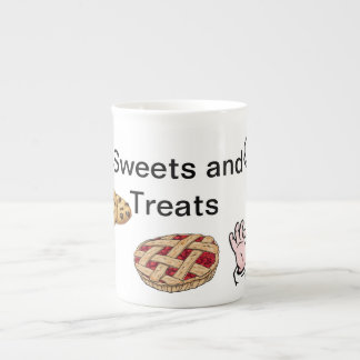 Sweets and Treats Tea Cup