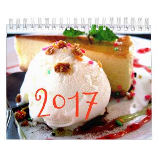 Sweets calendar 2017