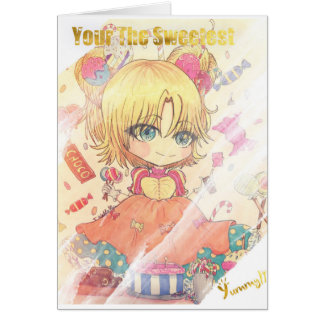 Sweets Card