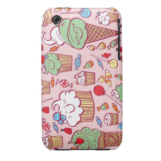 Sweets iPhone 3 Cover
