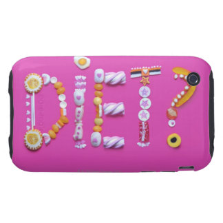 Sweets iPhone 3 Tough Case