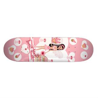 Sweets Shoppe Fairy Skateboard