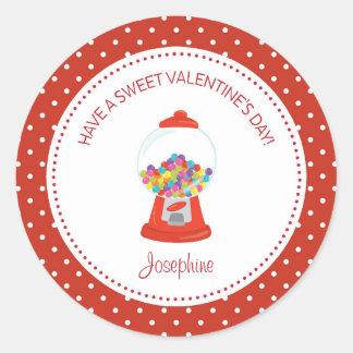 Sweets Valentine's Day Sticker