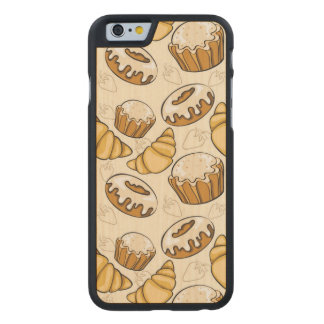 Sweets Carved® Maple iPhone 6 Case