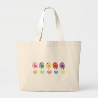 SweetTweet Jumbo Tote Bag