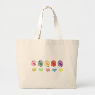 SweetTweet Large Tote Bag