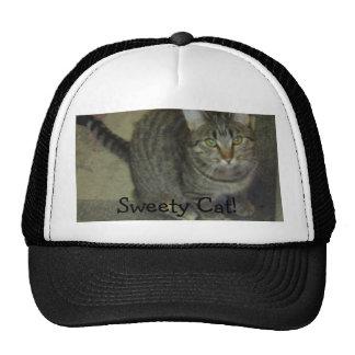 Sweety Cat Mesh Hats