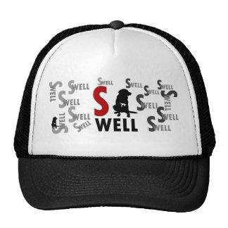 swell Cap truck 8 Hats