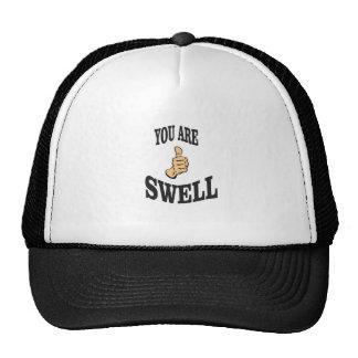 swell thumb of fun cap