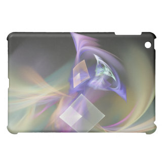 Swept Away Abstract Fractal Art Case For The iPad Mini
