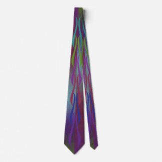 Swervy In Multi Colors Tie