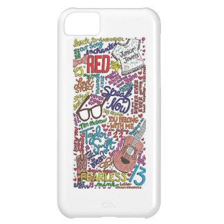 Swift graffiti case iPhone 5C cover