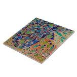 """""""Swift Sanctuary"""" (painting) Tile"""