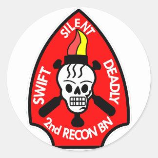 Swift Silent Deadly 2nd Round Sticker