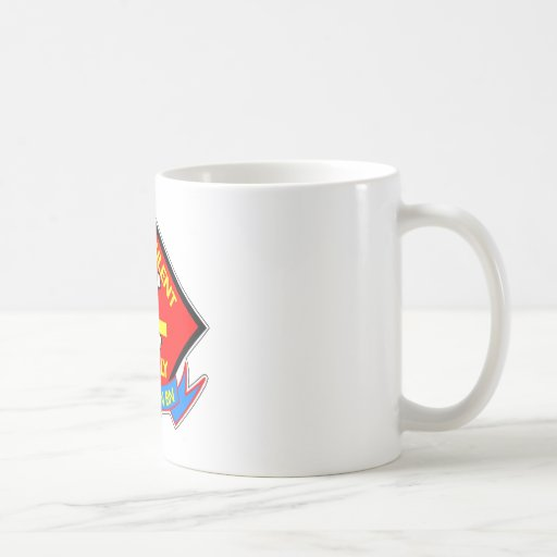 Swift Silent Deadly 4th Coffee Mugs
