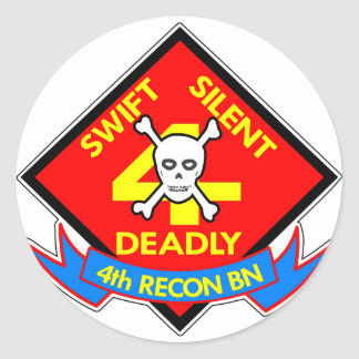 Swift Silent Deadly 4th Round Sticker