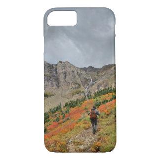 Swiftcurrent Pass - Glacier National Park iPhone 8/7 Case
