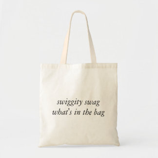 swiggty swag what s in the bag