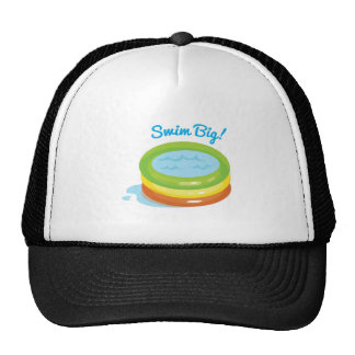 Swim Big! Hat