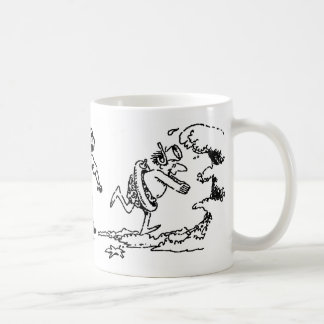 Swim Bike Run Triathlon Mug