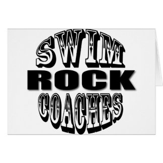 Swim Coaches Rock Gift Card