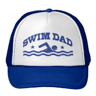 Swim Dad Cap
