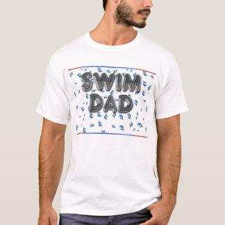 SWIM DAD T-SHIRT