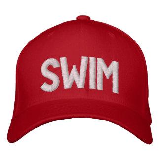 Swim Embroidered Cap ... ★★★★★