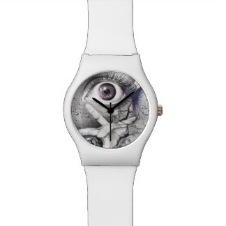 """Swim"" eye surreal drawing Watch"