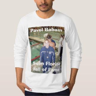 Swim Florida Hall of Fame, Pavel Babaev Shirts