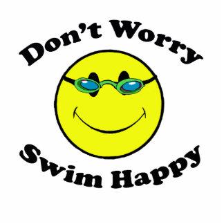 Swim Happy Photo Sculpture