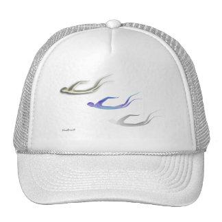 Swim Mesh Hats
