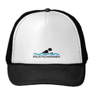 Swim Mesh Hat