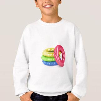 Swim rings sweatshirt