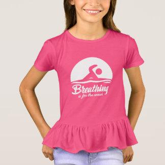 Swim T-shirt Bodysuit for Kids
