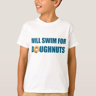 Swim Team, Personalized swimmer gift T-Shirt