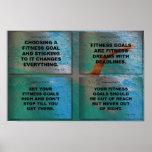 Swim to Reach Your Goals! Print