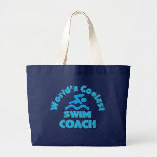 Swim Tote Bag - Swim Coach Gifts