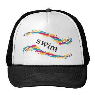 Swim Twists Hats