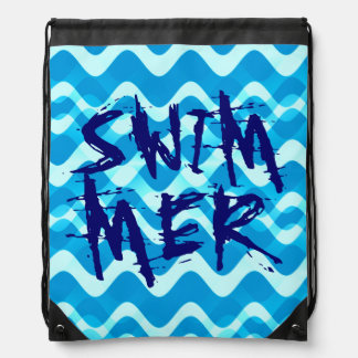 SWIMMER CINCH BAG