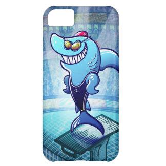 Swimmer Shark iPhone 5C Case