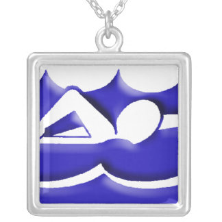 SWIMMERS NECKLACE