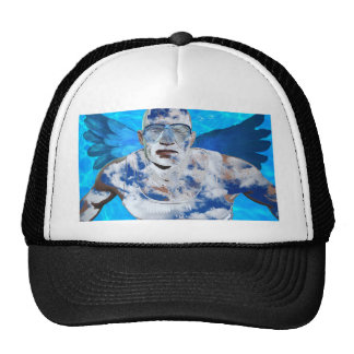 Swimming angel cap