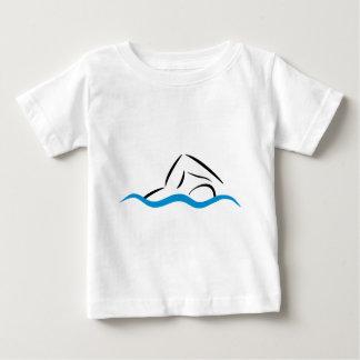 swimming baby T-Shirt