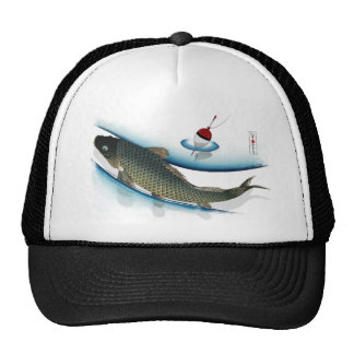 Swimming Carp Cap