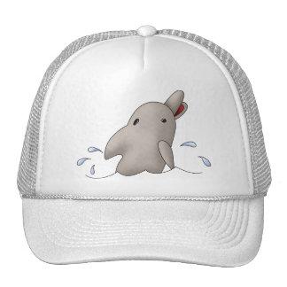 Swimming Dolphin Trucker Hat