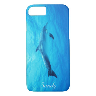 Swimming Dolphin iPhone 7 Case