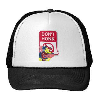 Swimming Don't Honk Trucker Hat